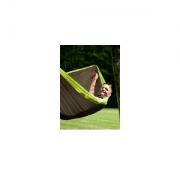 A SIESTA - Double Travel Hammock COLIBRI green