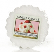 YANKEE CANDLE STRAWBERRY BUTTERCREAM VOSK DO AROMALAMPY