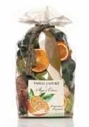 Yankee Candle Sage and citrus potpourri
